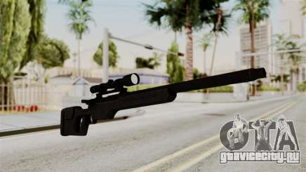 Rifle from RE6 для GTA San Andreas