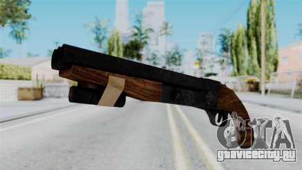 Sawnoff Shotgun from RE6 для GTA San Andreas