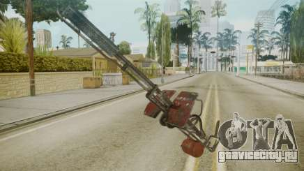Atmosphere Flame Thrower v4.3 для GTA San Andreas