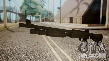 Combat Shotgun from RE6 для GTA San Andreas