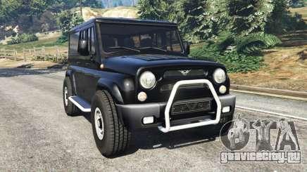 УАЗ-3159 Барс [Beta] для GTA 5