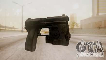 USP 45 from CoD MW для GTA San Andreas