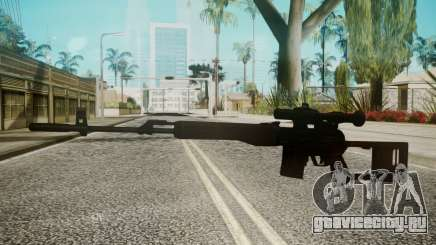 Sniper Rifle by EmiKiller для GTA San Andreas