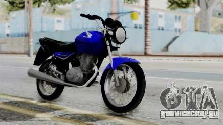 Honda CG Titan 2014 для GTA San Andreas