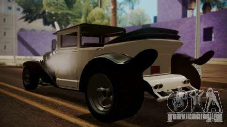GTA 5 Albany Franken Stange IVF для GTA San Andreas вид слева