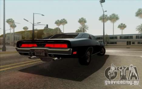 Amazing Graphics для GTA San Andreas