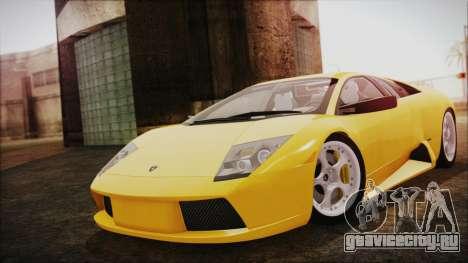 Lamborghini Murcielago 2005 Yuno Gasai IVF для GTA San Andreas