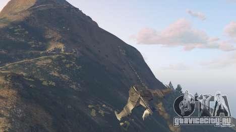 Batwing для GTA 5 девятый скриншот