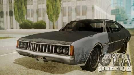 Clover FnF Skin для GTA San Andreas