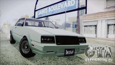 GTA 5 Willard Faction для GTA San Andreas