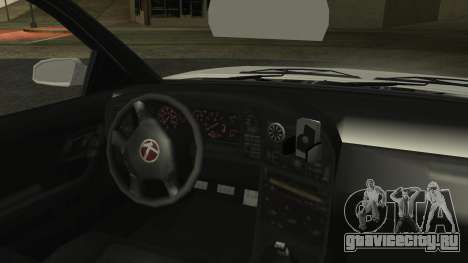 GTA 5 Karin Intruder IVF для GTA San Andreas вид справа