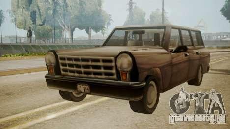 Perennial III для GTA San Andreas