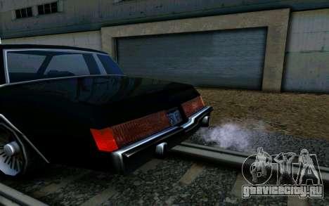 ENB for Medium PC для GTA San Andreas одинадцатый скриншот