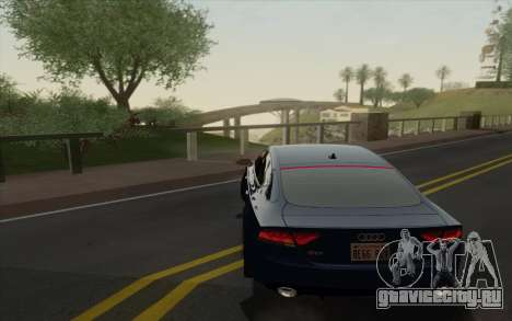 Amazing Graphics для GTA San Andreas второй скриншот
