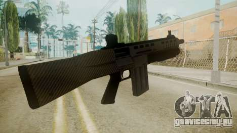 GTA 5 Combat Shotgun для GTA San Andreas третий скриншот