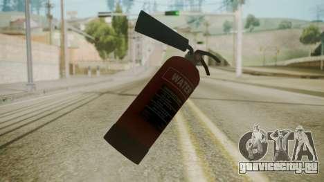 GTA 5 Fire Extinguisher для GTA San Andreas второй скриншот
