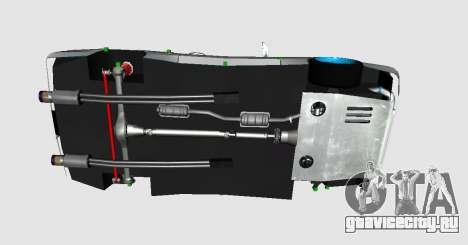 Elegy DRIFT KING GT-1 (Stok wheels) для GTA San Andreas вид справа