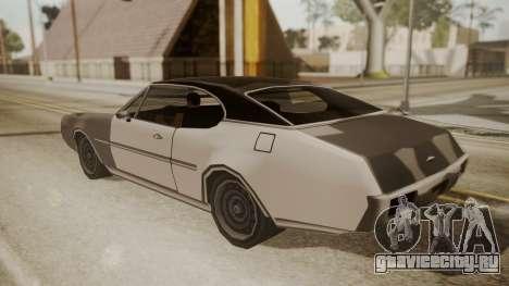 Clover FnF Skin для GTA San Andreas вид сзади