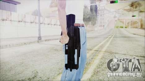 VA-1810X Sub Machine Gun для GTA San Andreas третий скриншот