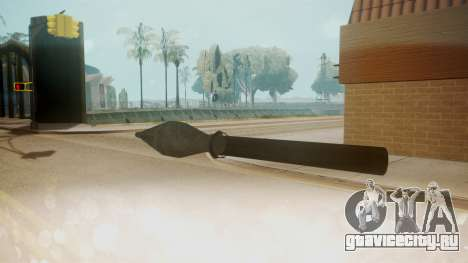 GTA 5 Missile для GTA San Andreas второй скриншот