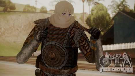 Boyar Knight - 17th Century для GTA San Andreas