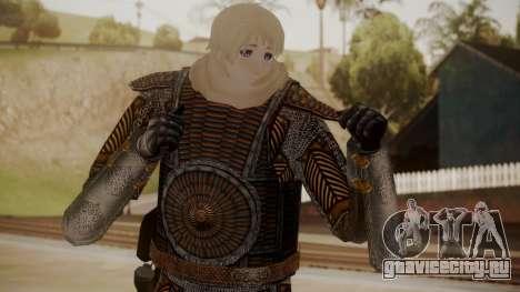 Boyar Knight - 17th Century для GTA San Andreas