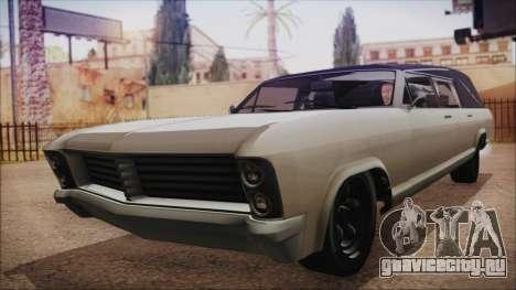 GTA 5 Albany Lurcher Bobble Version IVF для GTA San Andreas