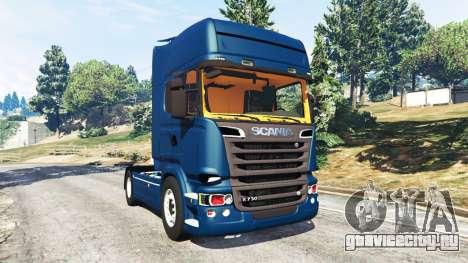 Scania R730 для GTA 5