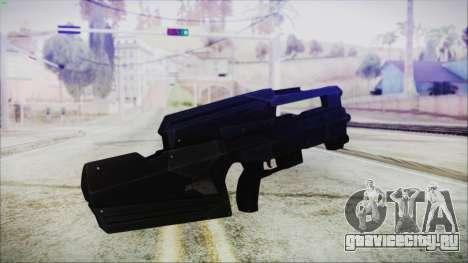 VA-1810X Sub Machine Gun для GTA San Andreas второй скриншот