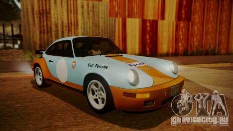 RUF CTR Yellowbird (911) 1987 IVF АПП для GTA San Andreas колёса