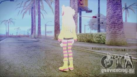Spika [Pangya] для GTA San Andreas третий скриншот