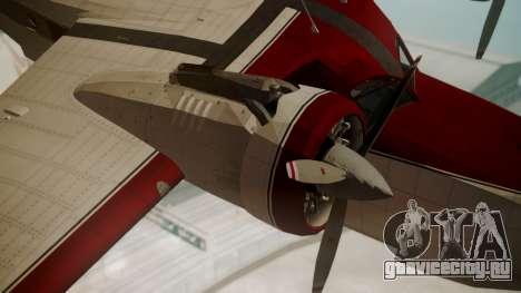 Grumman G-21 Goose VHIRM для GTA San Andreas вид справа