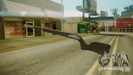 GTA 5 Rifle для GTA San Andreas третий скриншот