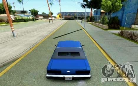 ENB for Medium PC для GTA San Andreas восьмой скриншот