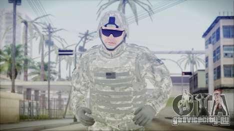 CODE5 USA для GTA San Andreas