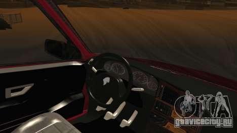 Ikco Arisun для GTA San Andreas вид справа