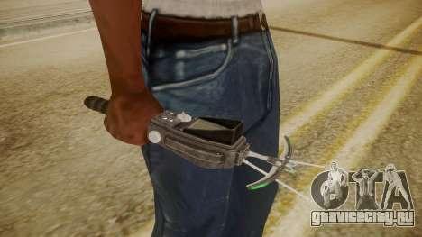 GTA 5 Detonator для GTA San Andreas третий скриншот