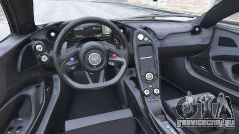McLaren P1 2014 v1.5 для GTA 5