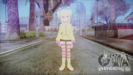 Spika [Pangya] для GTA San Andreas второй скриншот