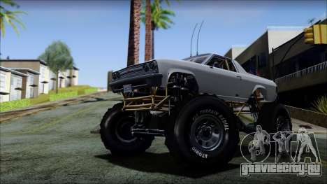 GTA 5 Cheval Marshall для GTA San Andreas