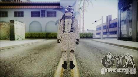 CODE5 Afghanistan для GTA San Andreas третий скриншот