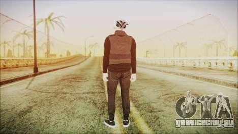 GTA Online Skin Random 2 для GTA San Andreas третий скриншот