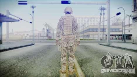 CODE5 India для GTA San Andreas третий скриншот