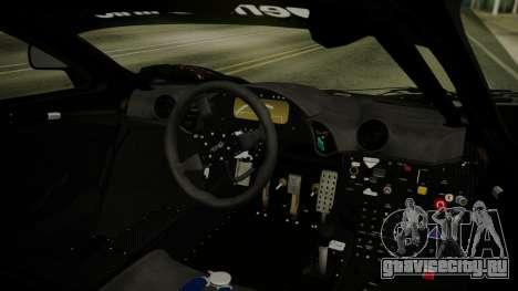 McLaren F1 GTR 1998 Loctite для GTA San Andreas вид справа