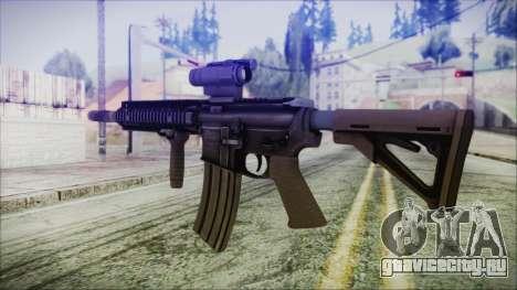 MK18 SEAL для GTA San Andreas второй скриншот