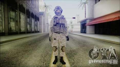 CODE5 Afghanistan для GTA San Andreas второй скриншот