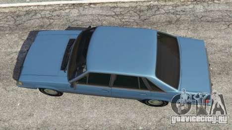 Ford LTD LX 1985 для GTA 5 вид сзади