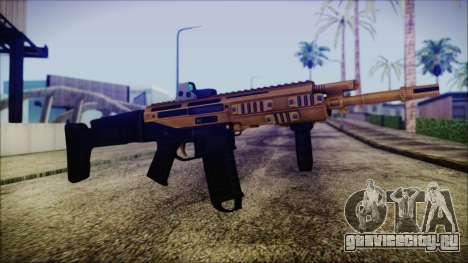 Bushmaster ACR Gold для GTA San Andreas