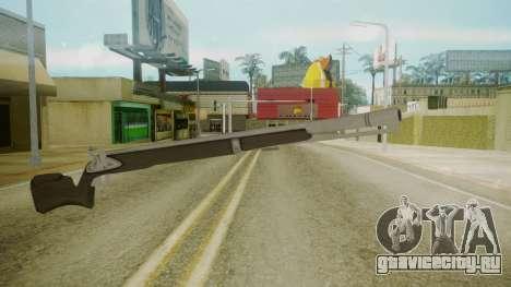 GTA 5 Rifle для GTA San Andreas второй скриншот