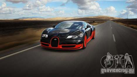 Sportcars Loadscreens для GTA San Andreas третий скриншот